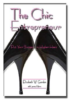 Chic entrepreneur